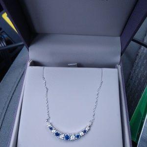 14k woman necklace